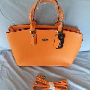 Women's purses.